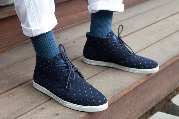 Марка Clae выпустила вторую часть осенней коллекции обуви. Изображение № 3.