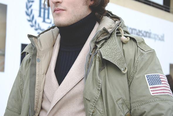 Детали: Репортаж с выставки мужской одежды Pitti Uomo. День третий. Изображение № 17.
