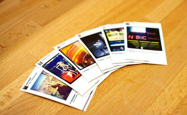 Студия Breakfast разработала мини-принтер для приложения Instagram. Изображение № 5.