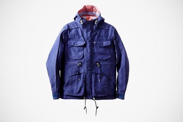 Японская марка White Mountaineering совместно с журналом Eyescream выпустила новую коллекцию одежды. Изображение № 2.