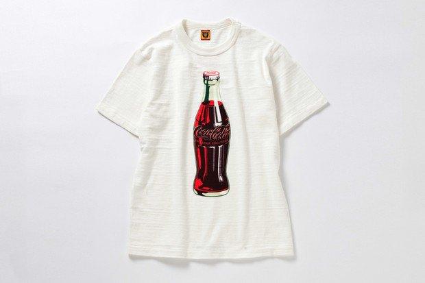 Японские марки Human Made, Beams и компания Coca-Cola представили совместную коллекцию одежды. Изображение № 7.