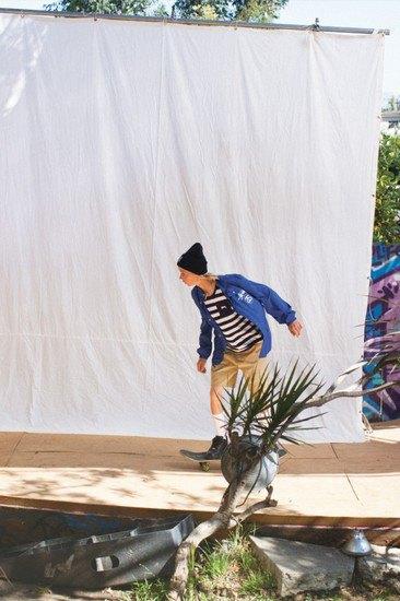 Марка Stussy выпустила второй весенний лукбук. Изображение № 8.