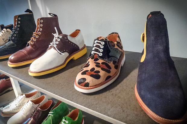 А вот мсье МакНейри со своей обувной линейкой немного разочаровал — не в пример новой коллекции Woolrich Moolen Mills (сугубо на мой вкус, конечно), которой он тоже занимался . Изображение № 64.