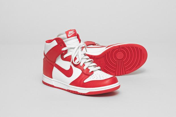 Марка Nike Sportswear выпустила весеннюю коллекцию баскетбольной одежды. Изображение № 13.