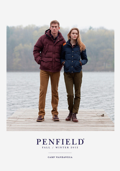 Марка Penfield выпустила осенний лукбук. Изображение № 1.