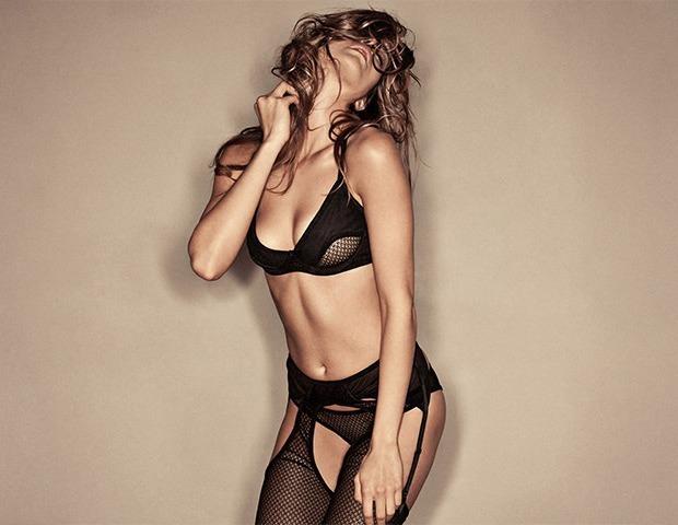 Модель Элени Ти снялась в рекламе марки Lascivious. Изображение № 5.