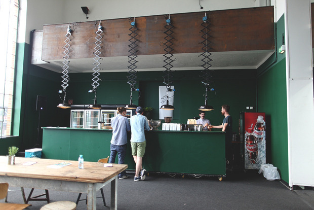 Детали: Фоторепортаж с выставок Bread & Butter, Capsule и открытия магазина Stussy в Берлине. Изображение № 12.