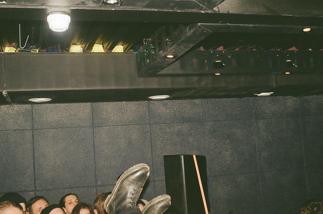 Репортаж: Концерт датчан Lower в клубе «Дич». Изображение № 7.