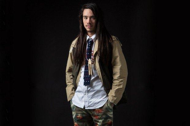 Марка Garbstore опубликовала лукбук весенней коллекции одежды. Изображение № 1.
