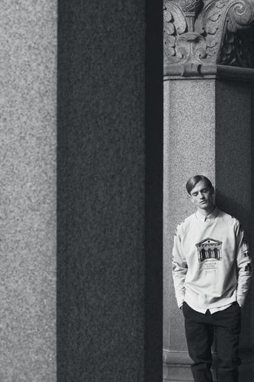 Датская марка Soulland представила весеннюю коллекцию одежды. Изображение № 1.