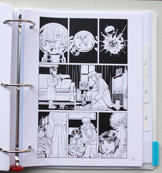 В сети появились иллюстрации приквела комикса «Хранители». Изображение № 12.