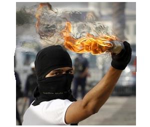 Казаки-разбойники: Что используют для борьбы разные стороны столкновений в Турции. Изображение № 4.