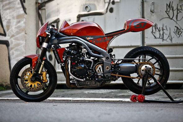 10 лучших мотоциклов года по версии сайта Bike Exif. Изображение № 2.