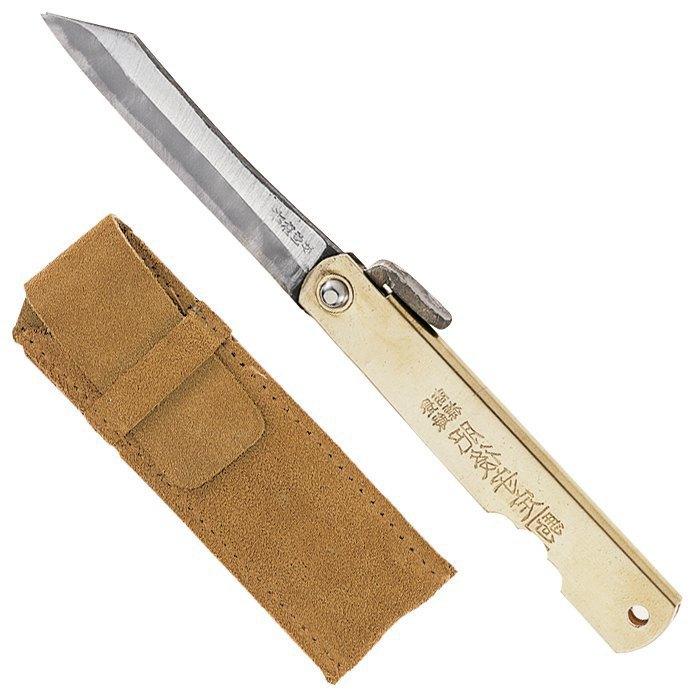 Инвентарь: Японский складной нож хигоноками. Изображение № 1.