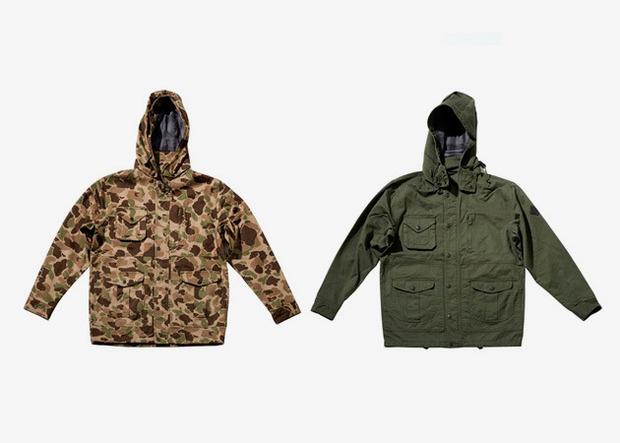 Марка Huf выпустила первую часть осенней коллекции одежды. Изображение № 17.