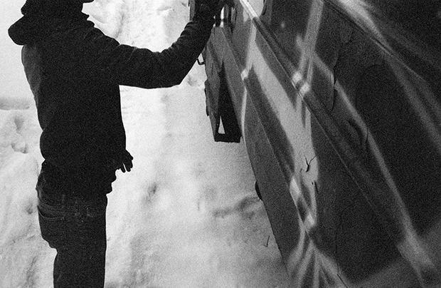 Интервью с Алексеем Партола, автором книги «Призраки» о российском граффити на поездах. Изображение №4.