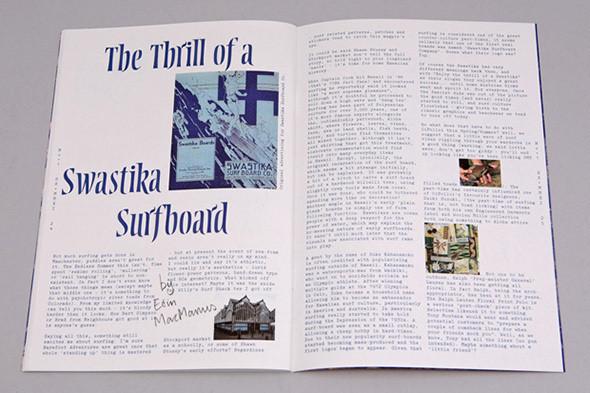 Изображение 14. Men's Digest: коллаборации Band Of Outsiders, журнал от Oi Polloi и видео о куртках Schott.. Изображение № 14.