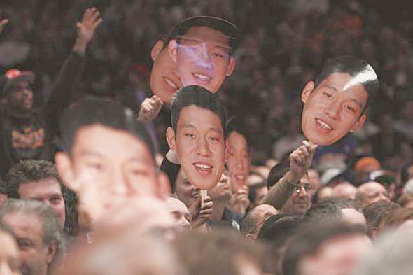 Линсенити в Нью-Йорке: Как азиатский баскетболист Джереми Лин за считанные месяцы взорвал мир НБА. Изображение № 1.