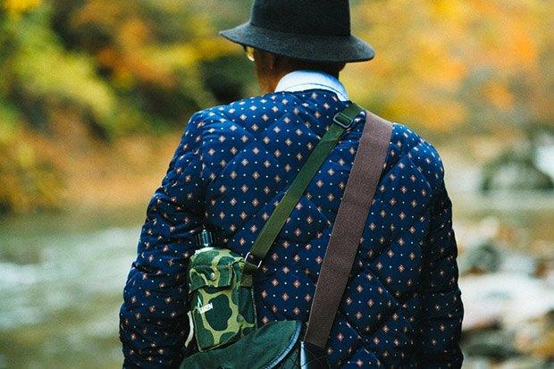 Японская марка  Nepenthes опубликовала лукбук новой коллекции. Изображение № 5.