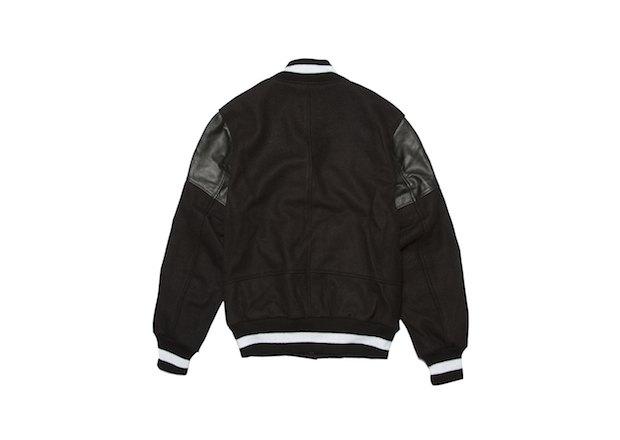 Марки Golden Bear и Black Scale представили совместную коллекцию университетских курток. Изображение № 2.