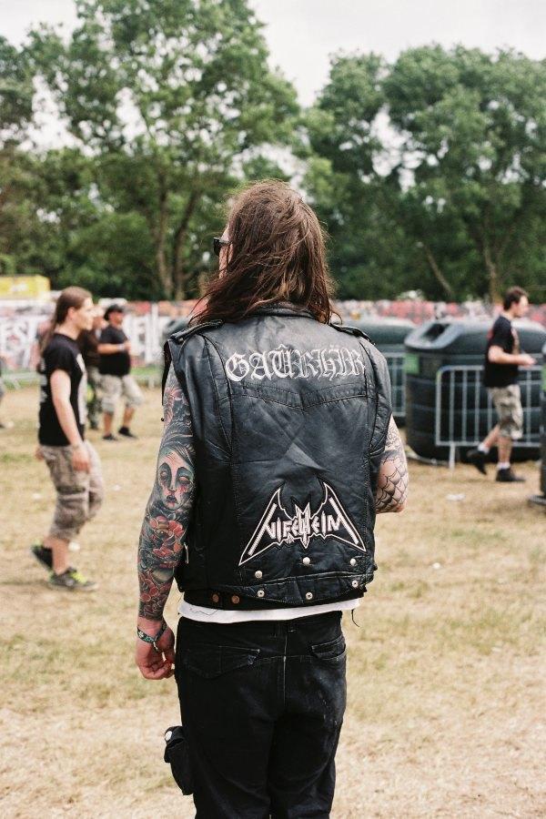 Цельнометаллическая оболочка: Путеводитель по курткам металлистов в формате фоторепортажа. Изображение № 7.