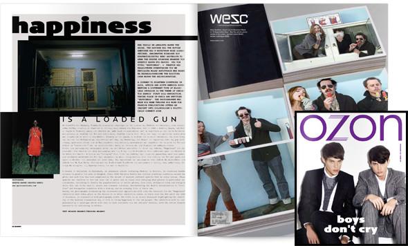 Изображение 6. Периодика: мужские журналы на Issuu.com.. Изображение № 5.