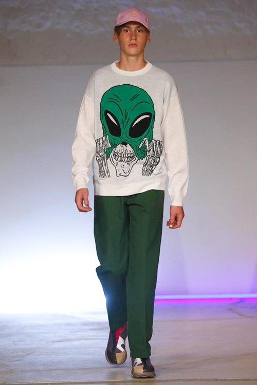 Гоша Рубчинский показал новую коллекцию на Неделе моды в Париже. Изображение № 17.