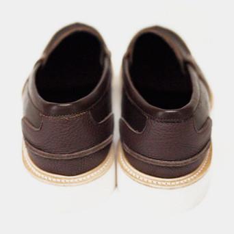Марки Cash Ca и Trickers выпустили совместную коллекцию обуви. Изображение № 11.