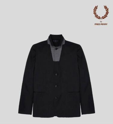 Three Button Jacket — 13 500 рублей. Изображение № 9.