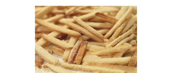 Изображение 9. Закуска: картофель фри.. Изображение № 1.