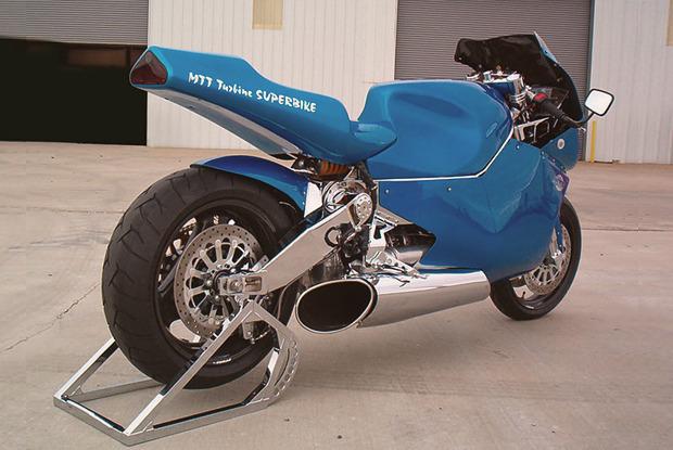 Сумасшедший гений: 10 самых странных и недооцененных мотоциклов. Изображение № 7.