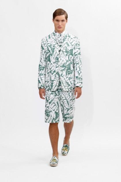 Марка Brooks Brothers представила новую коллекцию одежды линейки Black Fleece . Изображение № 14.
