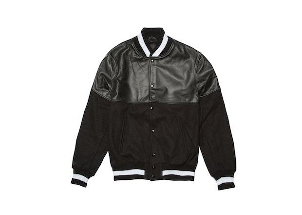 Марки Golden Bear и Black Scale представили совместную коллекцию университетских курток. Изображение № 1.