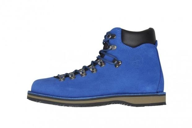 Итальянские марки Stone Island и Diemme представили совместную коллекцию обуви. Изображение № 4.