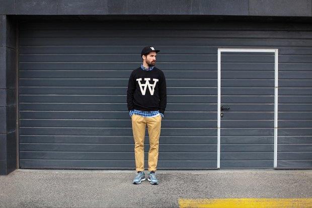 Магазин мужской одежды Mint опубликовал новый лукбук. Изображение № 1.