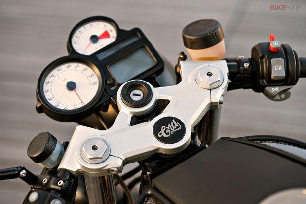Мастерская Café Racer Dreams собрала новый мотоцикл на базе BMW. Изображение № 4.