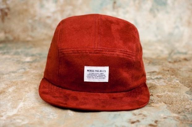 Датская марка Norse Projects представила новую коллекцию кепок. Изображение № 10.