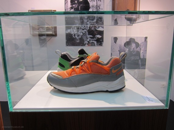 Выставка Stussy в музее кроссовок. Изображение № 8.
