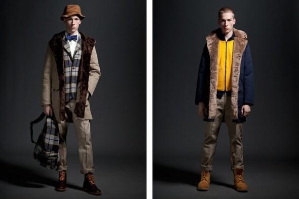 Новая коллекция марки Woolrich Woolen Mills. Изображение № 3.