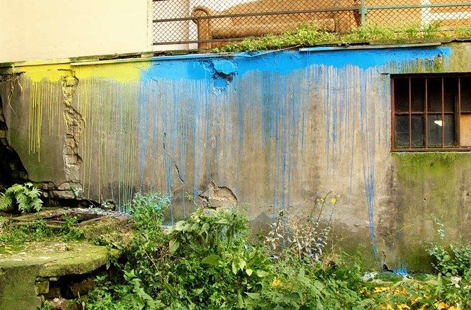 «Если я рисую, то не иду на компромиссы»: интервью с граффити-художником Кринком. Изображение № 7.