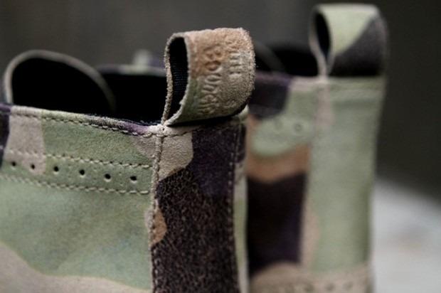 Дизайнер Ронни Фиг и марка Dr. Martens выпустили капсульную коллекцию обуви. Изображение № 4.