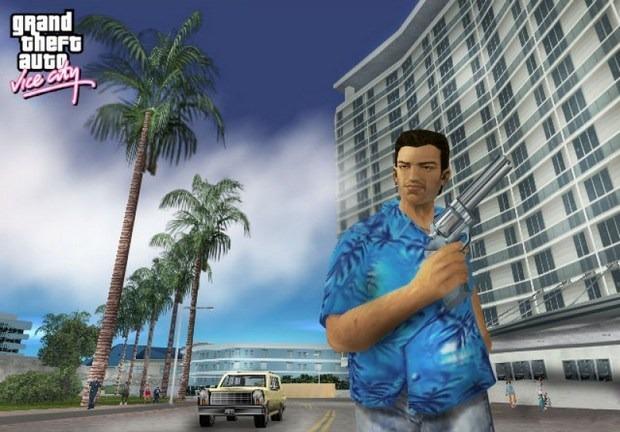 До конца осени появится версия игры GTA: Vice City для мобильных устройств. Изображение № 1.