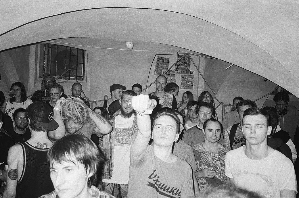 Фотоотчёт: Дикий джангл в баре «Дич». Изображение № 1.