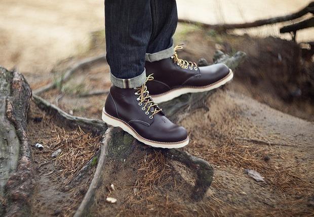 Магазин Brandshop опубликовал лукбук обувной марки Red Wing. Изображение № 11.