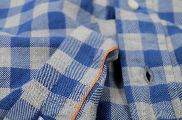 Марка Gitman Bros. представила новую коллекцию рубашек своей линейки Holiday. Изображение № 8.