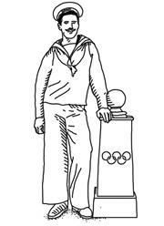 Олимпиада, которую мы потеряли: 13 странных видов спорта, исключенных из олимпийской программы. Изображение № 1.