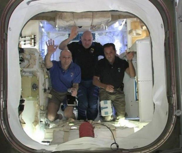 НАСА обнаружило у астронавтов наМКС депрессию. Изображение № 1.