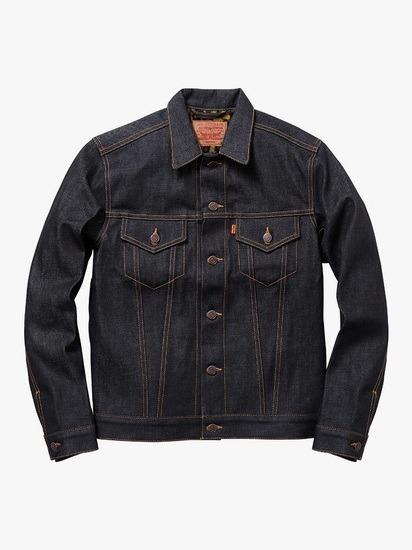 Марки Supreme и Levi's представили совместную коллекцию одежды. Изображение № 6.