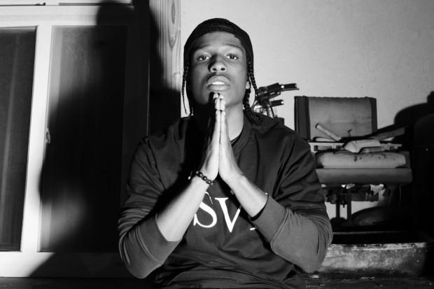 Марка Black Scale и рэпер ASAP Rocky выпустили лукбук совместной коллекции одежды. Изображение № 1.