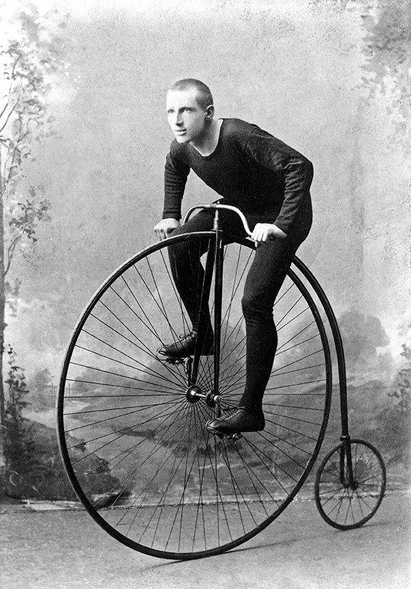 Старт-шоссе: Всё, что нужно знать о шоссейных велосипедах. Изображение № 4.